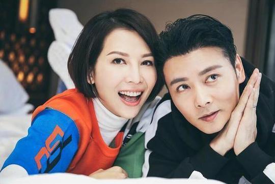 """2003年,一个从替身转到武生的张晋,为何会被""""一姐""""蔡少芬看中?"""