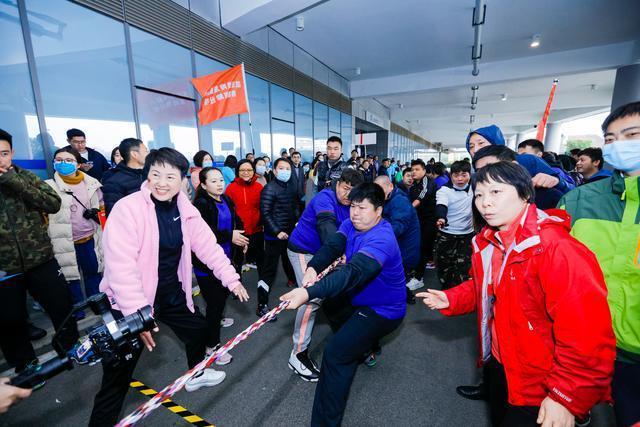 激发活力 筑梦未来,武汉旅游体育集团趣味嘉年华点燃职工激情