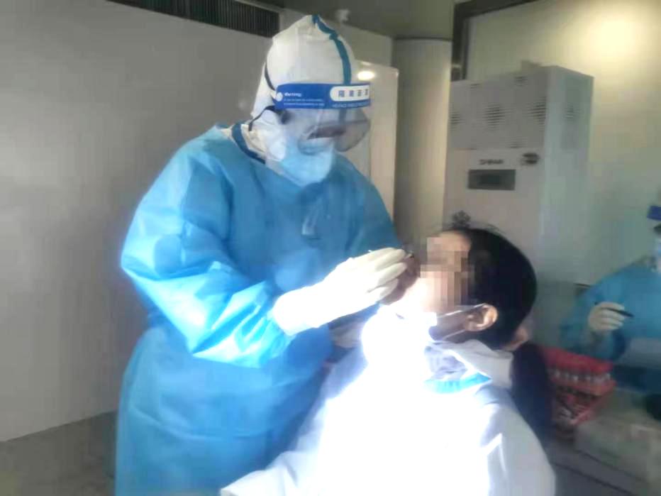 天津市蓟州区人民医院:助力春节疫情防控,有种团圆叫坚守岗位