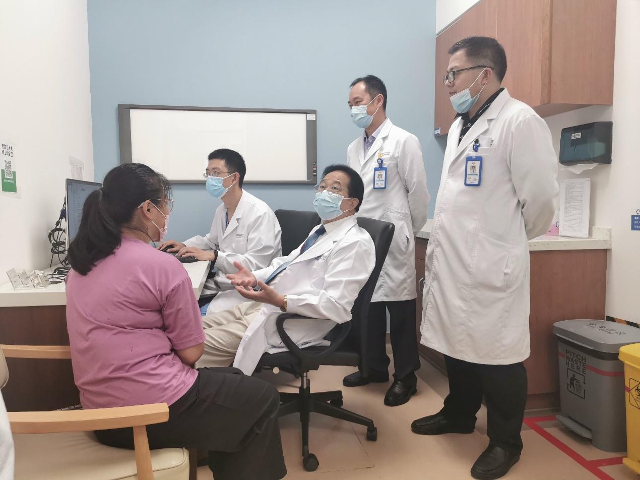 关爱胆囊健康领先一步——合肥京东方医院胆囊健康日大型义诊活动纪实