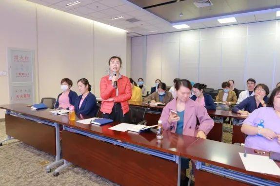 合肥京东方医院护理管理胜任力提升班第二期课程开讲啦!