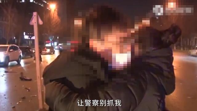 男子开车意外撞飞外卖员 母亲赶来后他的举动看懵路人