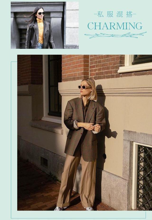 """时尚简洁的""""职场穿搭"""",打造极简衣橱,演绎精致潇洒女人味"""