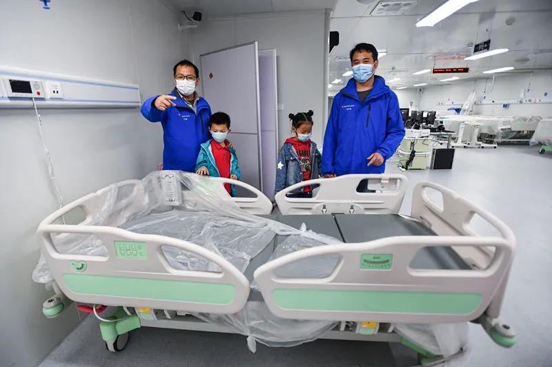 3 月 14 日,援鄂医疗队重返曾经的战场