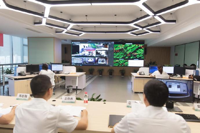 温州供电公司顺利完成台风灾害下山区配电网停电后自愈
