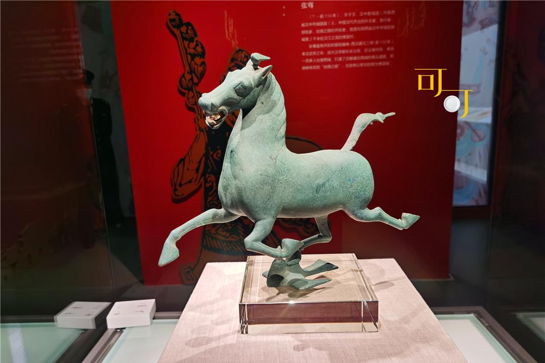 周末去宁波博物馆,看看甘肃丝绸之路的宝贝,喝两杯咖啡暖暖身子