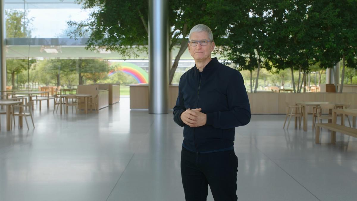 赶在双十一凌晨,苹果举办第三场发布会,究竟有哪些亮点?