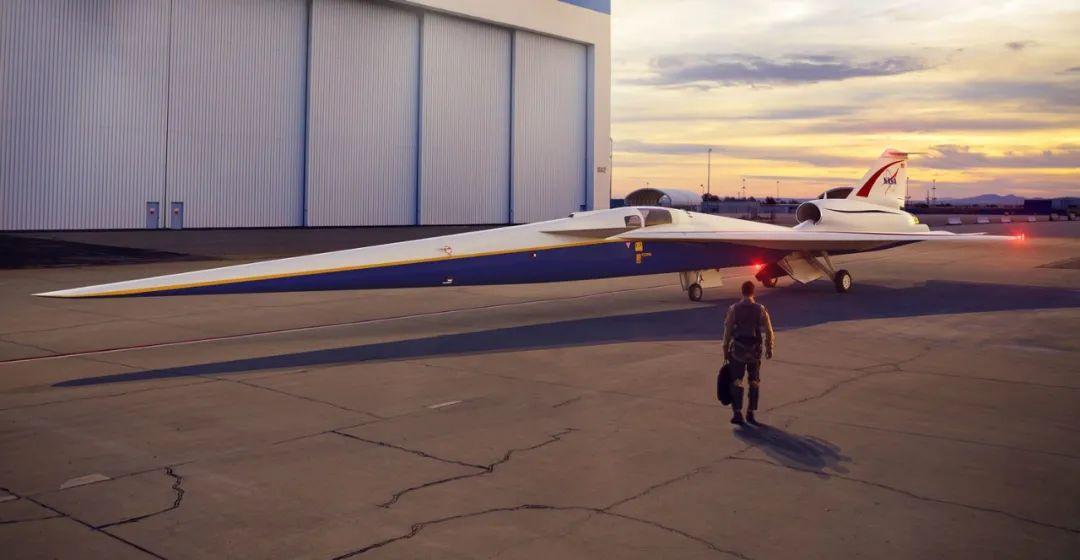 超音速飞机可以有多安静?GE航空集团为NASA X-59交付第一台发动机