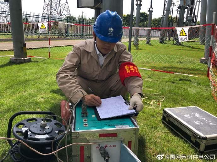 220千伏青秋变电站进行220千伏压变例行试验工作