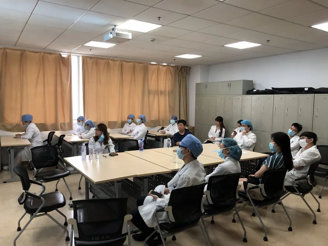 同济大学附属同济医院举办「世界血栓日」系列活动