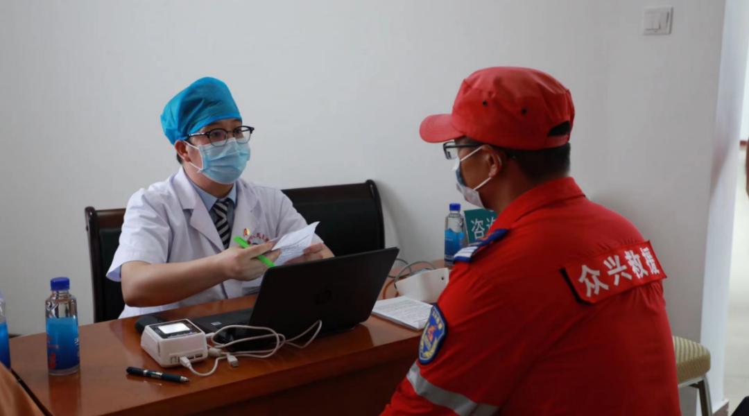 共筑城市免疫屏障——珠海市人民医院开展第二针次「上门服务」