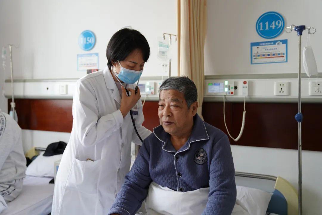 肺部结节难逃「慧眼」, 烟台海港医院老年病科挽救肺癌患者