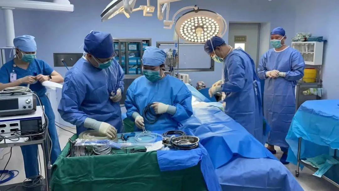 强生 MENTOR • 北京善方医院内窥镜隆胸整形技术论坛圆满举办