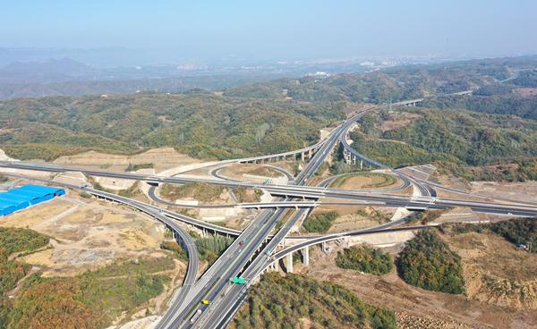 河南济源至洛阳西高速公路正式通车