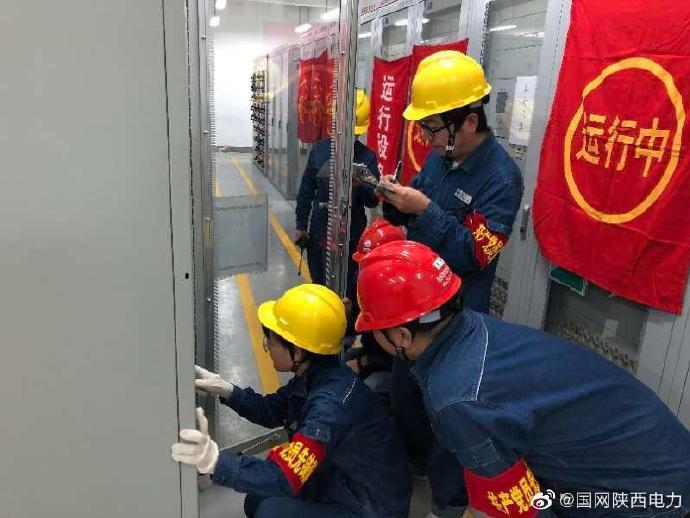变电站母线运行转检修倒闸操作工作