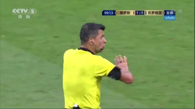 2018世界杯 1 4决赛 俄罗斯vs克罗地亚 全场集锦