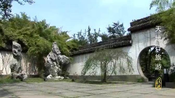 旅游景点:上海松江方塔