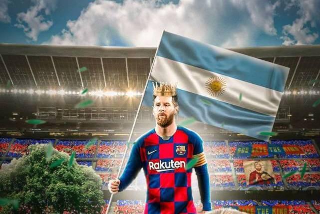 西班牙2位世界杯传奇:梅西本可加入我们拿世界杯!他太爱阿根廷