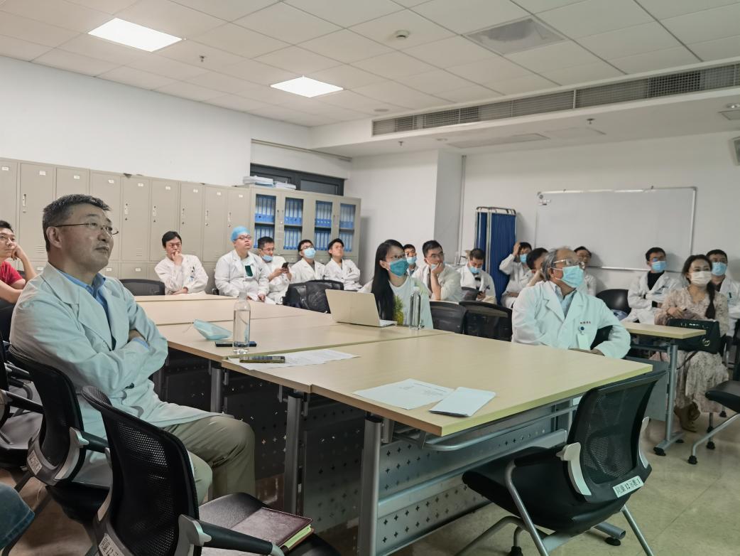 同济大学附属同济医院普通外科举办学术论坛