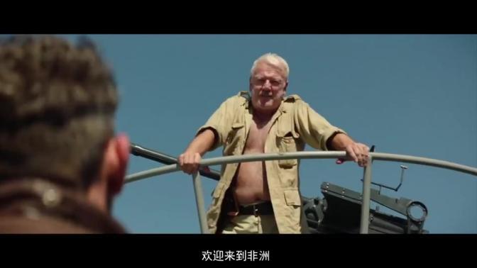 炸裂!又一部关于二战潜艇故事的电影《Torpedo U235》预告片(超清中字)