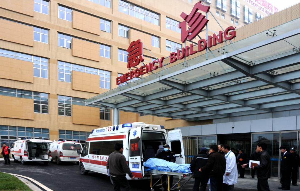 常州市第二人民医院荣获全国「改善医疗服务示范医院」 荣誉称号