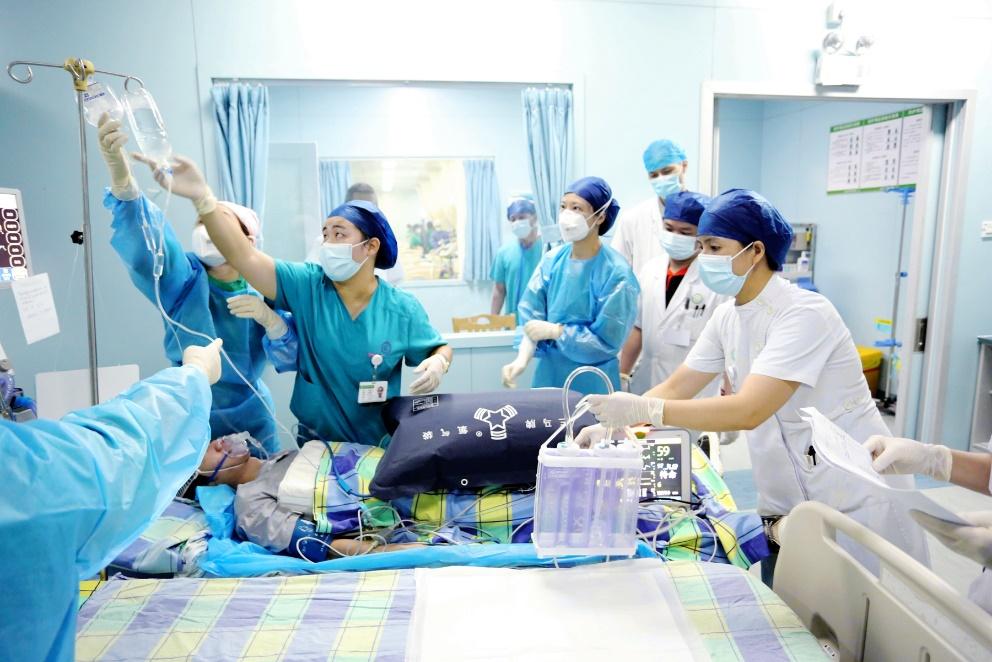 深圳市龙岗区人民医院「龙岗区交通创伤救治中心」 正式揭牌成立