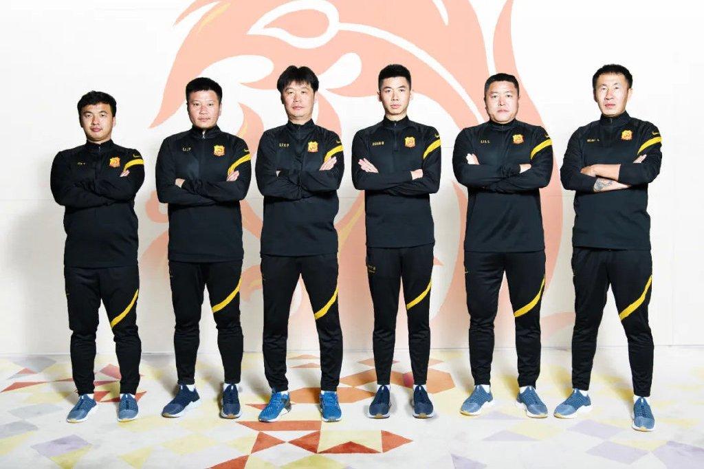 武汉卓尔全新教练团队出炉,6名教练中5人有鲁能情结