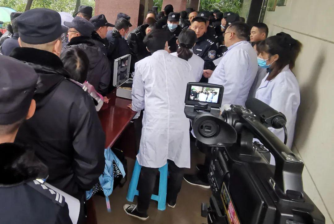 常德市毒品检测中心落户常德市第四人民医院