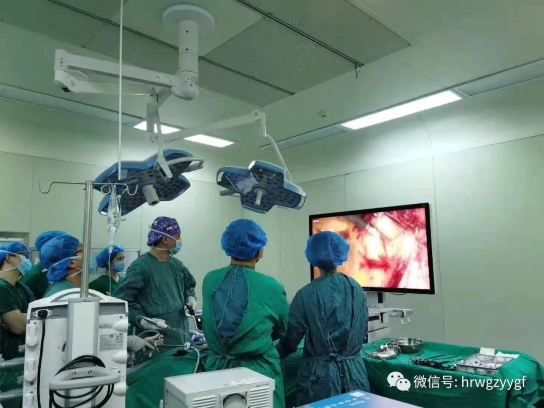 全腹腔镜下,超低位直肠癌根治术帮助患者极限保肛