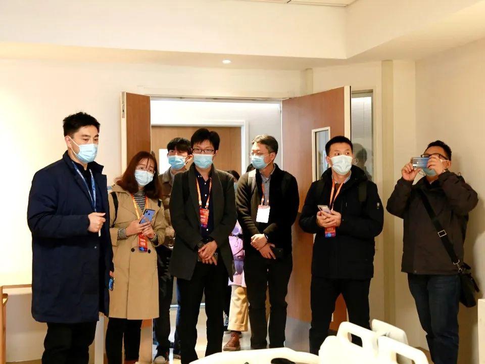 物联网智慧医疗尽在合肥京东方医院呈现