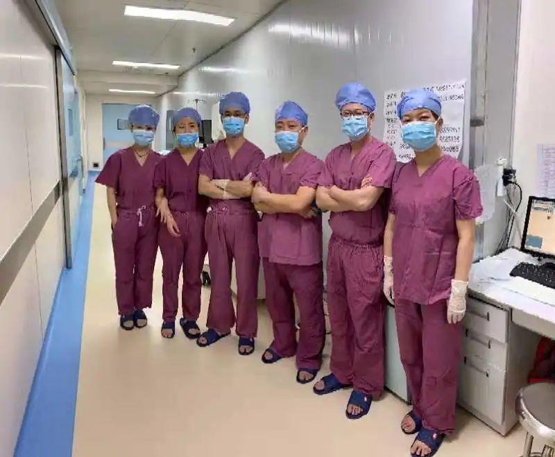 延安大学附属医院消化内科联合多学科抢救一位消化道出血患者