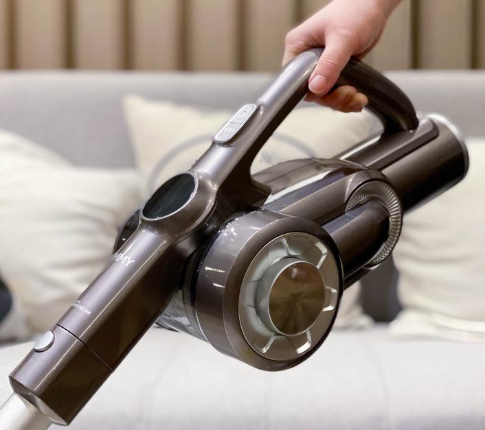 华为智选吉米智能手持无线吸尘器高效智能,打造舒适洁净生活