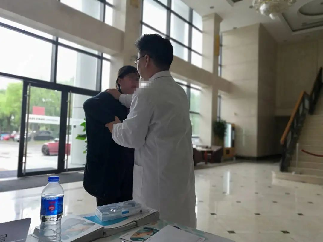 上海阿特蒙医院又一护航任务圆满完成!