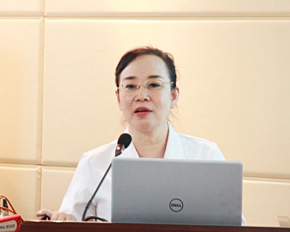 西安高新医院召开 2022 年国科金申报动员会