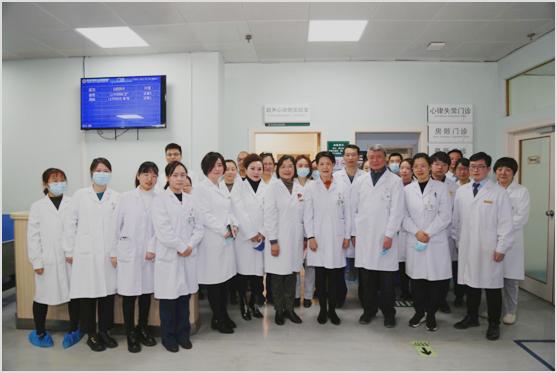 武汉亚洲心脏病医院成立超声心动图实验室