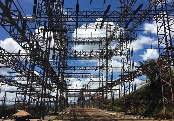 剛果(金)GCK水泥廠輸變電項目順利通電投運