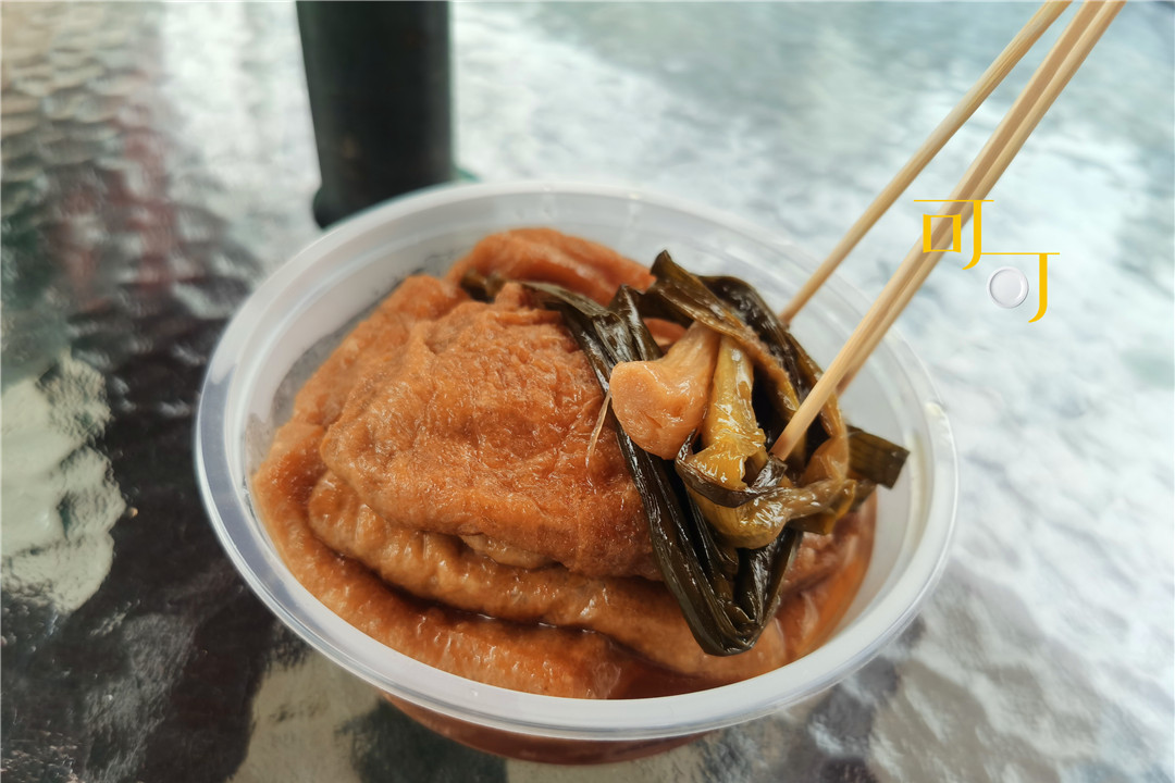 慈溪鸣鹤古镇的小吃,五花八门太多了,5元一个年糕饺一定要尝尝