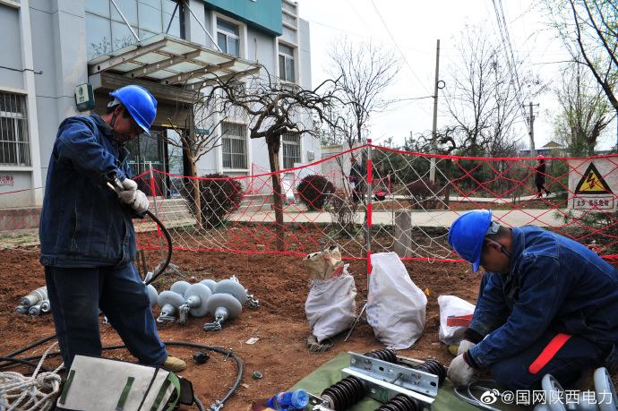 35kV吴村庙变电站按计划开展消缺、综合检修工作