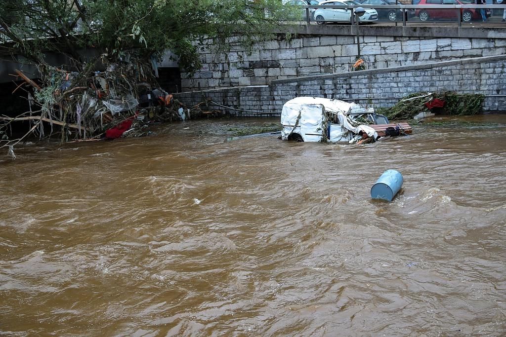 为郑州抗击洪灾加油的句子 河南郑州挺住说说文案图片get
