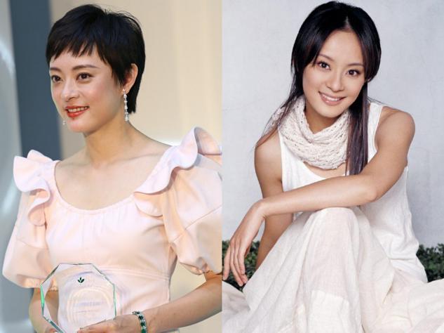 长相有这四个特征的女人,一般留短发都很美,留长发反而毁颜值!