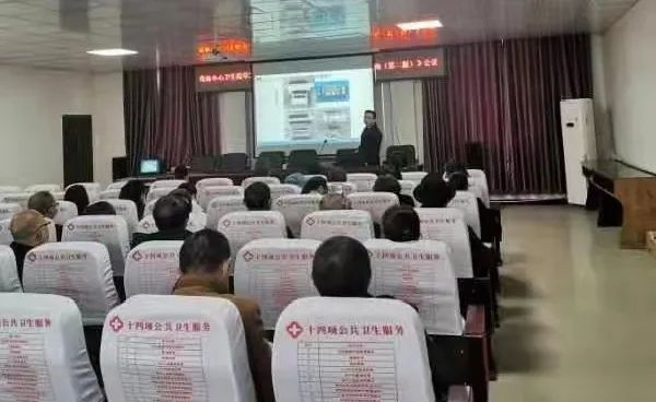 岳池县人民医院 80 周年发展大会系列活动——内分泌、老年病科医护基层行