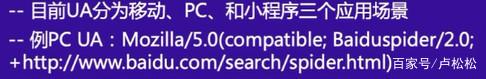 百度官方公开课:网站抓取建设指南!