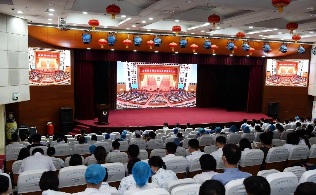 河南省人民医院党委获抗击新冠肺炎两项国家级荣誉!