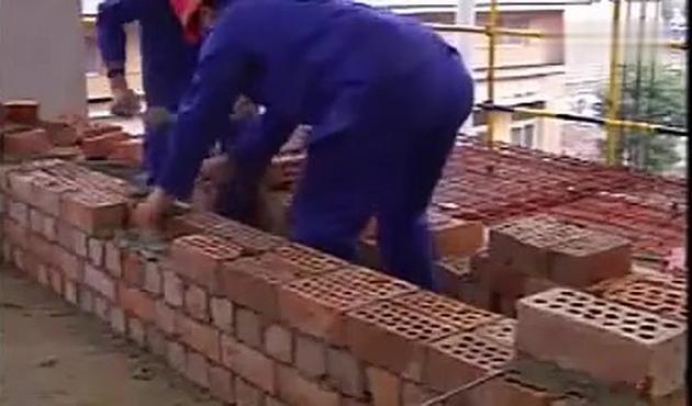 45.建筑施工技术工序之砌筑工(中集)