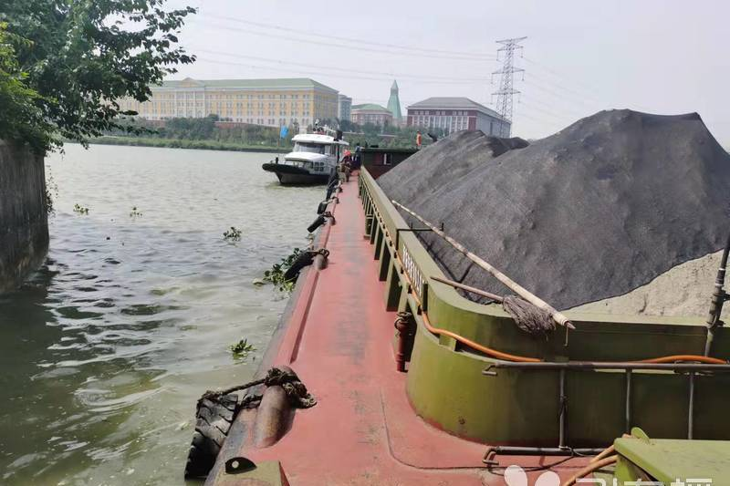 苏申内港线两起船舶险情 苏州交通执法及时处置化险为夷