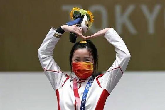 中国军团历届奥运会首金盘点:射击占7席4次摘奥运首金