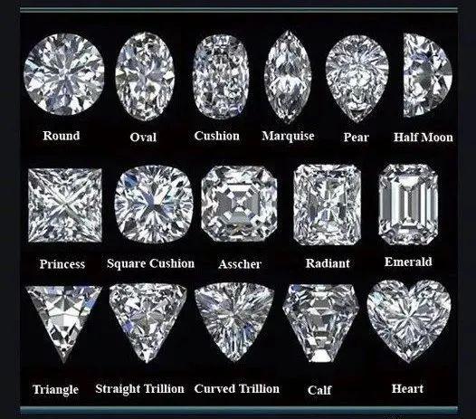 单星宏巴西珠宝缘 - 花式切割钻石(1)