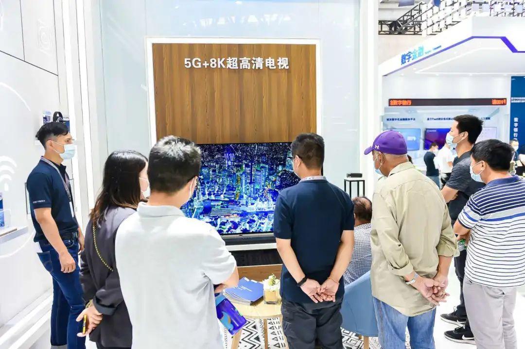飞利浦电视多款新品亮相数字中国建设峰会