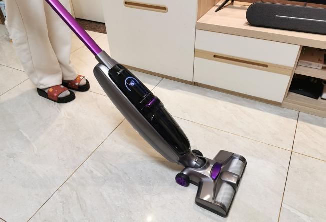 宠物卫生难打扫?吉米速干洗地机清洁不费力,让养宠干净又简单