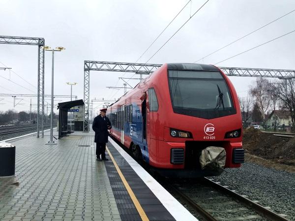 匈塞鐵路貝爾格萊德至舊帕佐瓦段左線全線開通運營